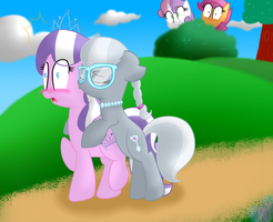 Silver Tiara by GypsyCuddles