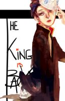 THE KING IS BACK by Stariaria