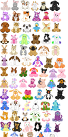 all of 2011,s webkinz by webkinzfun8