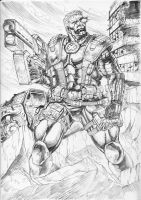 Cable by vanchoran