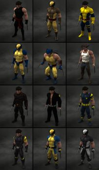 Wolverine Costumes by 6and6
