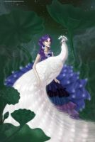 Peacock Duchess by francis-john