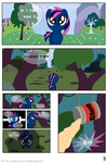 Hoof It to the Finish Line Page 2 by MegaTJ