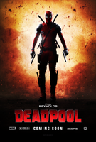 Deadpool (2016) - Teaser Poster by CAMW1N