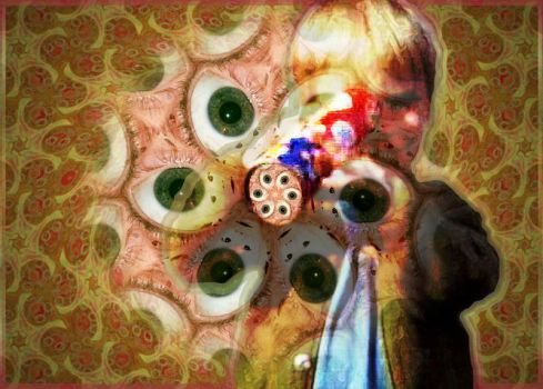 Young JD with Kaleidoscope by jdcasten