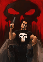 The Punisher by Hristov13