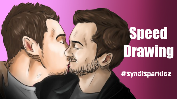 SyndiSparklez- SPEED DRAWING by o0JavaLlama0o