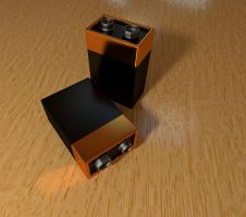 speed model battery by FredrikH