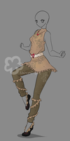 Outfit Design - sold by Nahemii-san