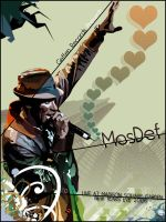Mos Def Live at Madison Square by HeartOfLove