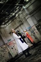 Hetalia: America and France 3 by Amapolchen