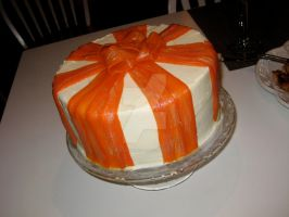 Ginger Carrot Cake by theSugarmonger