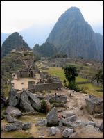 The Lost City of the Incas by jotamyg