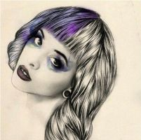 Melanie Martinez by BrokenThought5