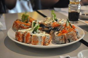 sushi by MonZ88