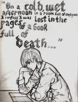 Lost in the Pages- DeathNote by Jyrotika