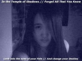 Temple of Shadow by TaoEmpress