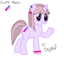 6/50 pony adoptables *6 being redone* by Acid-Black-Cherry