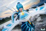 Cosplay Elsword by MiciaGlo