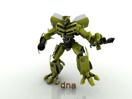 3DBumbleBee by danyal-tr