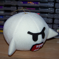 Boo plush by obesolete