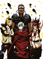 naruto fan team by pablog143