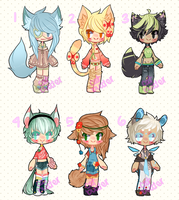 catbutter02 - set price [closed] by squidgender