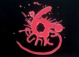 funky six logo by Marcus86