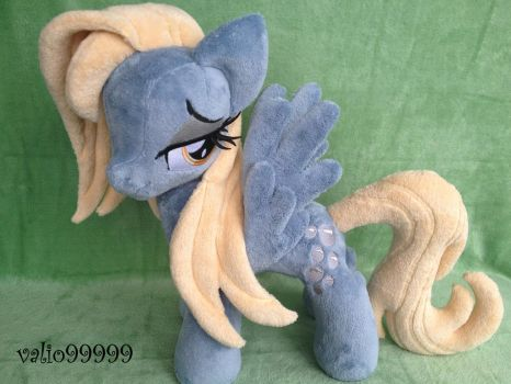 My Little Pony Friendship is Magic Derpy handmade by valio99999