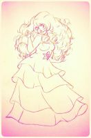 Rose, Steven Universe by MauricesMoon