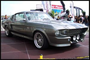 1968 Shelby GT500 Eleanor by compaan-art