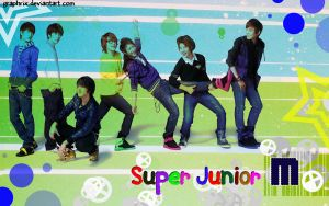 SuJu M Colour by GraPHriX