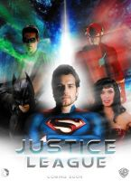 Justice League - Cooming Soon Ver.2 by Alex4everdn
