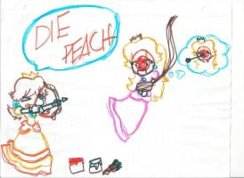 Die Peach by spiderboy1