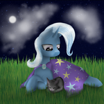 Moonlight Snuggle by ChanceyB