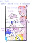 Sonic and the secret rings by Dolltwins