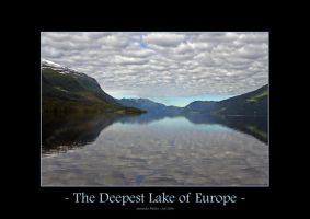 The Deepest Lake of Europe by UnUnPentium115