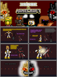 Bionicle In Minecraft: Episode 39 by Color17