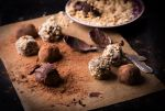 Chocolate truffles by BeKaphoto