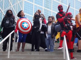 AX2014 - Marvel/DC Gathering: 035 by ARp-Photography