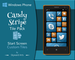 Candy Stripe Tile Pack by SkywardArts