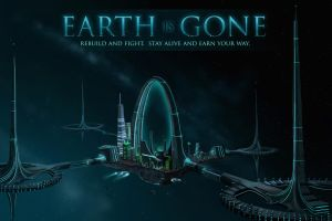 Earth is Gone - 1 by ehaft