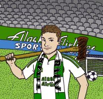 Timbers Fan 01 by StickstoMagnet