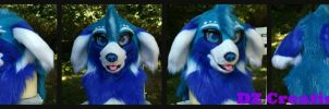 Atlantis Head Shots - Commission For - Tariro by DexterousZombie