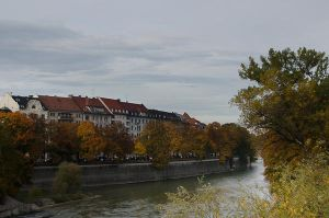 autumn in Munich by ilmari-nen