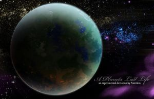 A Planets Last Life by Axertion