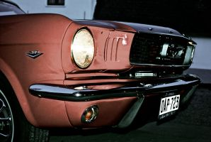 Ford Mustang '66 by ART-FREElance