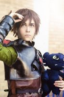 Hiccup How To Train Your Dragon 2 by LauzLanille