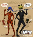 Miraculous: Tales of Ladybug and Chat Noir by AzuraJae