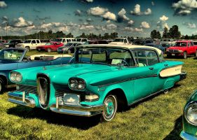 1958 Edsel Corsair by 100kt-tape